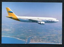 C1990's View of a La Tur Mexico Airlines Airbus A300-600