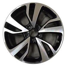 "19"" Honda Odyssey 2018 2019 Factory OEM Rim Wheel 64120 Gloss Black Machined"