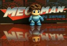 "Mega Man w/out Helmet- Kidrobot x Megaman 3"" open blind box CHASE"