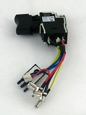 Makita Schalter 650724-4 für BDF448,BDF458 BHP448 BHP458 DDF448 DHP448 DDF458