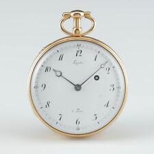 Lepaute a Paris 20k Gold ¼ Repetition Taschenuhr circa 1798-1809