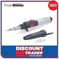TradeFlame Butane Gas Mini Soldering Iron - 211212