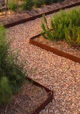 Charmant Rustic Metal Garden Edging   Corten Steel   Pre Rusted. Price Per Metre