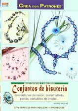 Serie Cuentas y Abalorios nº 39. CONJUNTOS DE BISUTERÍA