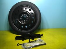 12-13-14-15-16-17-18 19 HYUNDAI VELOSTER TURBO COMPACT SPARE TIRE WITH JACK KIT