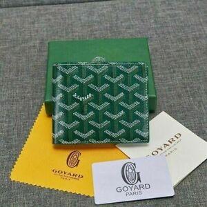 Brand New Goyal San Supisiya Card Holder Multi-card Pocket Wallet In More Colors