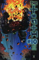 TENTH #10, VF/NM, Tony Daniel, Image Comics, 1997 1998, Monster, more in store