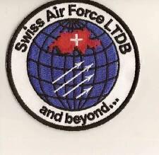 Swiss Air Force Badge LTDB