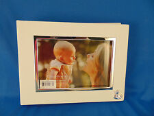 Baby Photo Album Reed & Barton Duckling picture insert 25 double sided photo pgs