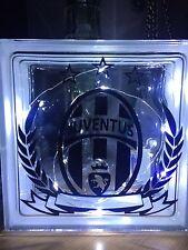 Lampada regalo Juventus Champions League Scudetto SerieA E.artlamps  #Le6end