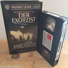 WARNER - Der Exorzist Horror VHS KLASSIKER