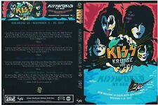 DVD  LIVE KISS KRUISE 7        4  DVD    rock metal