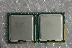 Matched Pair Intel Xeon X5690 3.46GHz 6-Core CPU Processor 12MB LGA1366 SLBVX
