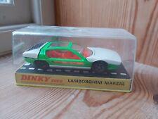 Dinky 189 Lamborghini Marzal In Original Box