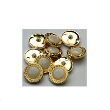 Pearl Plastic Sewing Buttons