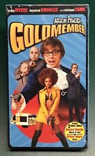 New listing Austin Powers in Goldmember Brand New Factory Sealed Vhs Tape(Vhs, 2002)