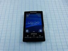 Sony Ericsson Xperia x10 mini e10i blanco! usado. sin bloqueo SIM! top estado! #20