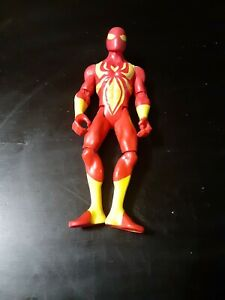 Marvel Ultimate Spider-Man Sinister 6'  Iron Spider Action Figure 2015 spiderman