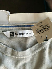Bachrach Men's Short Sleeve Thin Sweater Small, New with Tags