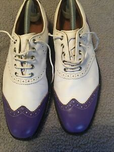 Footjoy Icon Myjoys Golf Shoes Size 6