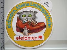 Aufkleber Sticker Elefanten - Meine Lieblingsschuhe - Kinder - Baby's  (2314)