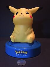 Nintendo Pokemon PIKACHU Tap Night Light