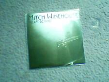 mitch winehouse (amy winehouse) please be kind rare cd
