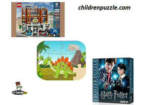childrenpuzzle.com Jigsaw puzzles for children, lego constructors and ......