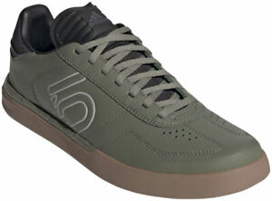 Five Ten Sleuth DLX PU Flat Shoes | Gray Two/Legacy Green/Gray Two | 11.5