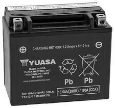 YUASA MAINTENANCE FREE VRLA BATTERIES FOR ATV YUAM3RH2S