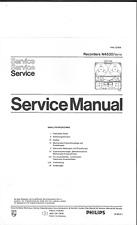 Philips Service Manual für N 4520  komplett  deutsch  Copy