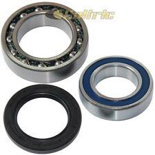 Rear Wheel Ball Bearings Seals Kit Fits YAMAHA MOTO-4 225 YFM225S 1986-1988