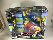 Silverlit - Lazer Mobile Attack Defend Blaster - For 2 Players (Beat Up Box)