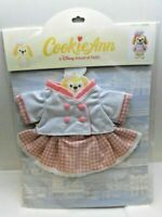 Tokyo Disney Sea  Cookie Ann  Costume Duffy and Friends Costume Only