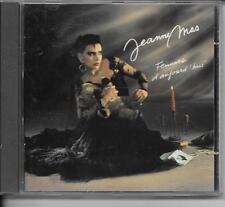 CD ALBUM 10 TITRES--JEANNE MAS--FEMMES D'AUJOURD' HUI--1986