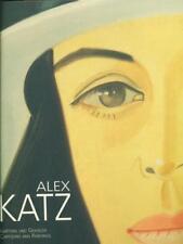 ALEX KATZ. KARTONS UND GEMALDE. CARTOONS AND PAINTINGS  AA.VV. ALBERTINA 2004