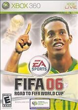 FIFA 06: Road to FIFA World Cup (Microsoft Xbox 360, 2005) - BRAND NEW