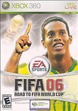FIFA 06: Road to FIFA World Cup (Microsoft Xbox 360, 2005)