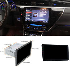 "Android 7.1 Quad-Core Car Stereo Radio GPS Wifi Mirror Link HeadUnit 10.1"" 1080P"