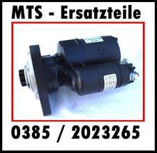 MTS Belarus 50 52 80 82 800 900 Anlasser Starter Getriebeanlasser Schnellläufer