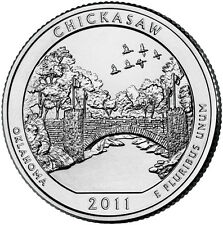 2011 CHICKASAW NATIONAL RECREATIONAL AREA P&D SET ***IN STOCK***