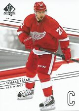 Tomas Tatar #114 - 2014-15 SP Authentic - Base