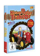 "KLEINER ROTER TRAKTOR ""TEIL 01-04"" 4 DVD SET NEU"