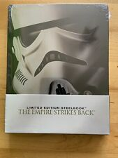 Star Wars The Empire Strikes Back Blu Ray Steelbook New And Sealed
