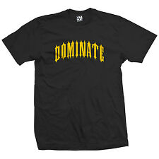 Dominate Outlaw T-Shirt - Sports Gym Practice Motivation Tee - All Size & Colors