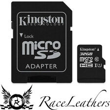 DRIFT CAMERA 32GB MICRO SD CARD MEMORY CARD CLASS 10 WITH SD ADAPTER