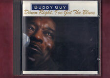 BUDDY GUY - DAMN RIGHT I'VE GOT THE BLUES CD APERTO NON SIGILLATO