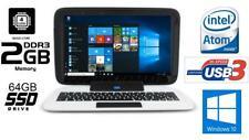 Panasonic Convertible-Tablet 3E Intel Quadcore 2GB 64GB SSD Touchscreen WIN10