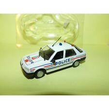 PEUGEOT 309 POLICE NOREV 1:43 sous coque