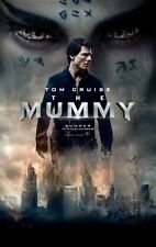 Mummy - original DS movie poster - 27x40 D/S Tom Cruise FINAL